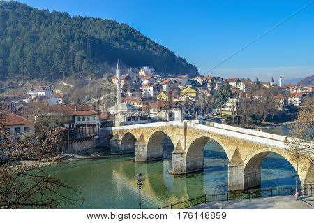 Old bridge / Konjic - Bosnia and Herzegovina