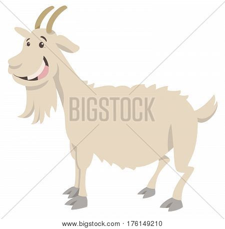 Goat Farm Animal Character