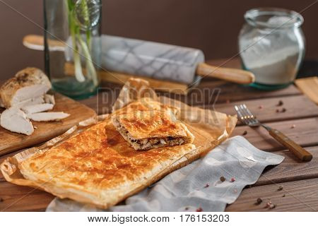 A Square Meat Pie
