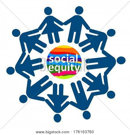 Social Equity concept