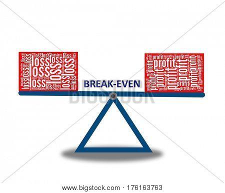 Break-even concept