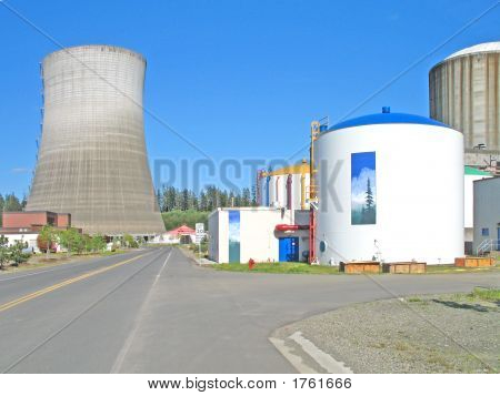 Cooling Tower And Tanks