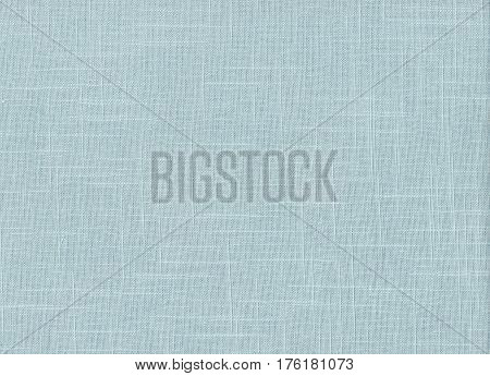 Blue fabric texture. Close up of texture fabric cloth textile background
