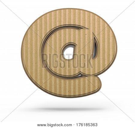 Corrugated At Mark