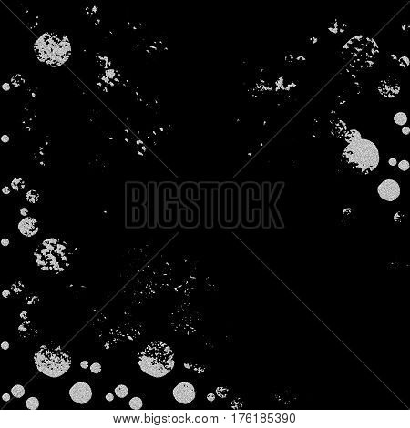 Abstract grunge painted metal texture. Scratch urban background. Splatter paint texture. Distress grunge background. Scratch grain noise stamp.