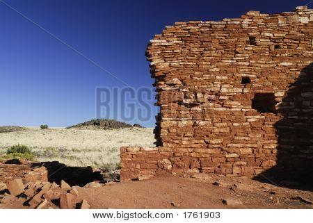 Lomaki Pueblo Ruins