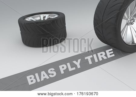 Bias Ply Tire Safety Concept