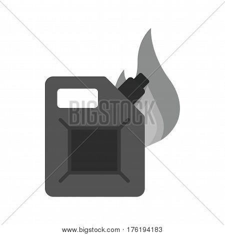 Fire, fuel, oil icon vector image. Can also be used for firefighting. Suitable for use on web apps, mobile apps and print media.