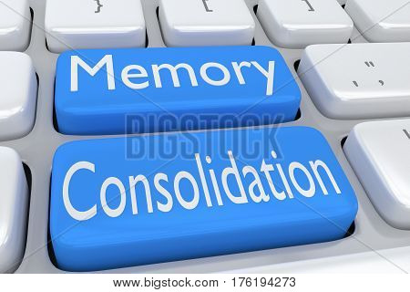 Memory Consolidation Concept