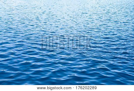 water surface, abstract nature background or texture