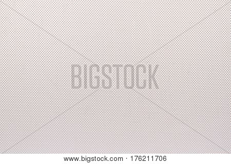 horizontal front view of industrial aluminum metal background texture with embossed bumps