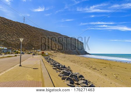 Rada Tilly Beach Chubut Argentina