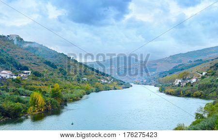 Douro River Landscape,  Portugal
