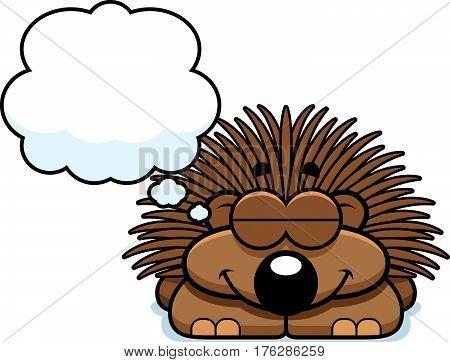Dreaming Little Porcupine