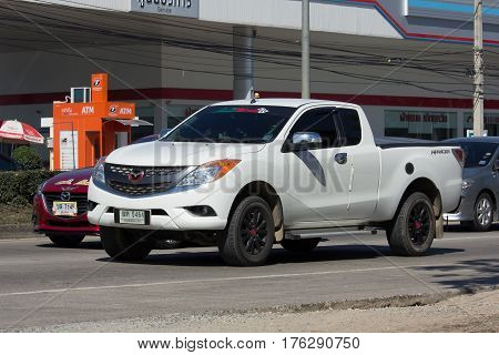 Private Pickup Car, Mazda Bt-50 Pro.