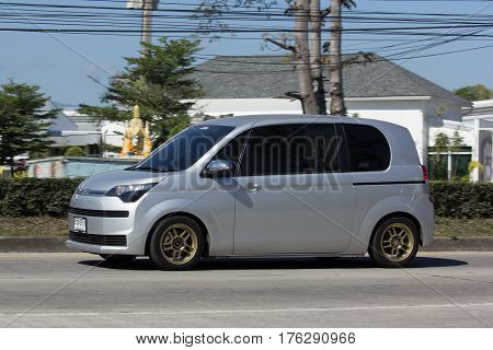 Mini Van From Toyota Automobile, Toyota Spade Mini Mpv Van