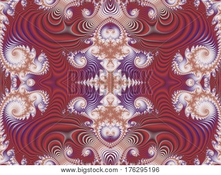 Fabulous background with Spiral Pattern.