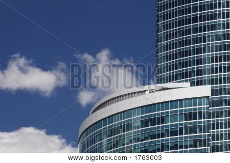 Modern Busines Building 2