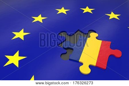 Romania And Eu