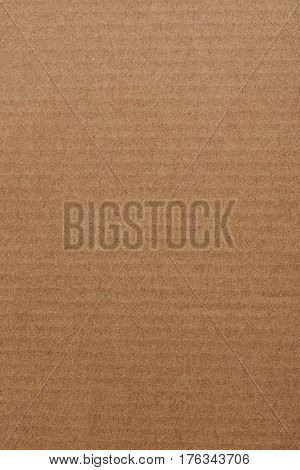 Cardboard Brown Paper Background