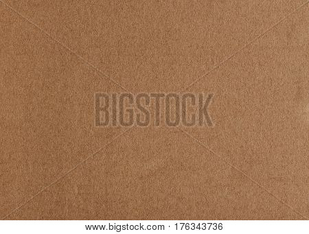 Pattern Of Brown Flat Carton Background