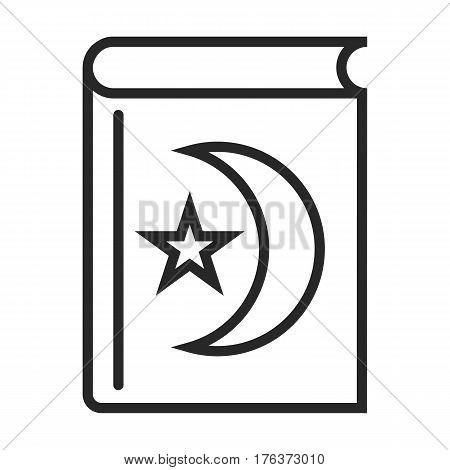 Coran Vector Icon