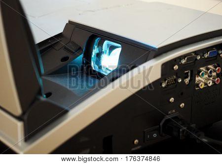 Video Projector Lens