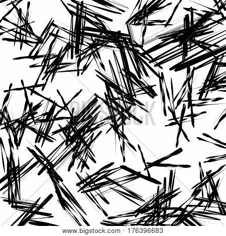 Abstract Art To Use As Geometric Patterns, Backgrounds, Textures. Random Irregular Shapes . Disarray