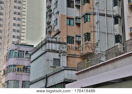 Old Apartment At Sai Wan