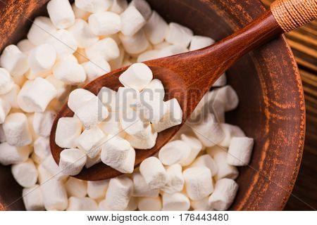 White Sweet Marshmallow