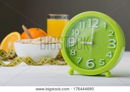 Time Health Food