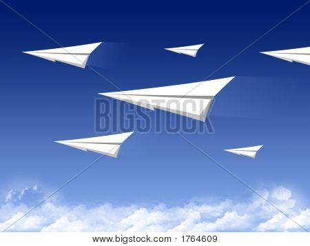 Paper Plane Fleet