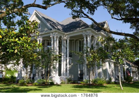 Turn-Of -The-Century Mansion
