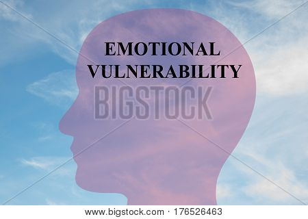 Emotional Vulnerability - Mental Concept