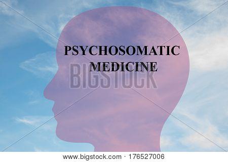 Psychosomatic Medicine Concept