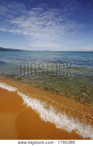 Lake Tahoe Shoreline