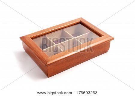 Jewelry Wooden Box Casket