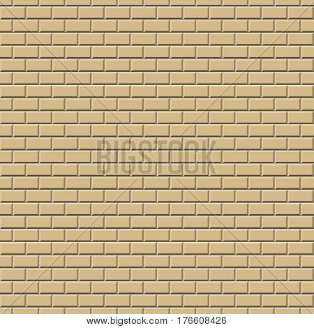 Wall Background Ocher - Endlessly