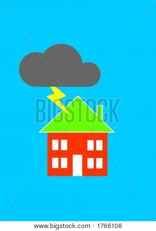 Insurance - Lightning Damage