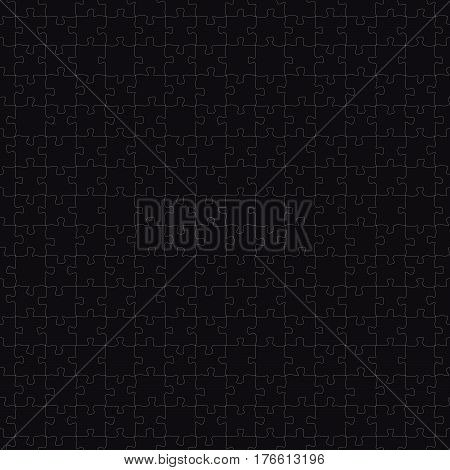 Puzzle Pattern Background - Endless