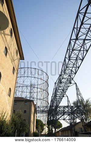 Former Gasometer Rome