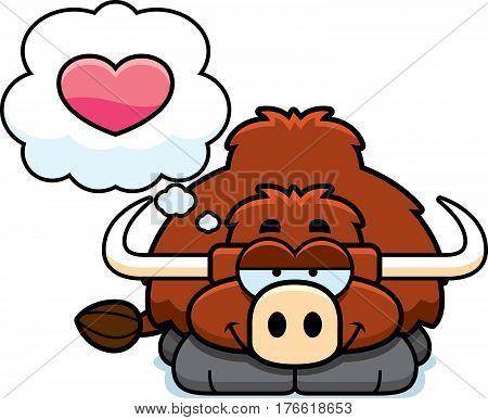 Little Yak In Love