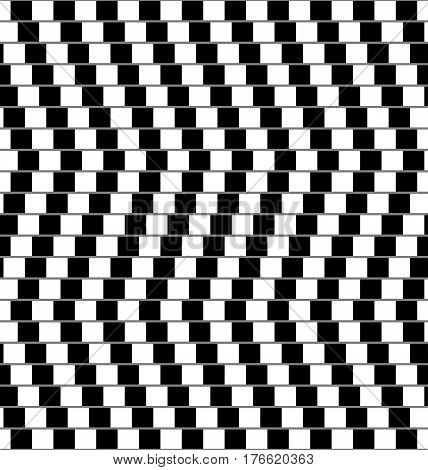 Optical Illusion Black And White