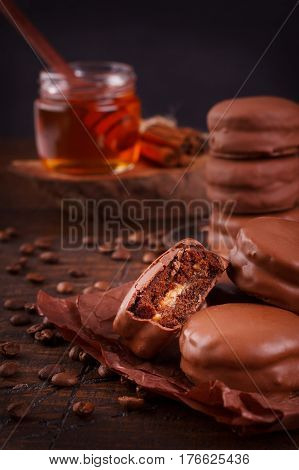 Brazilian Honey Cookie Pao De Mel