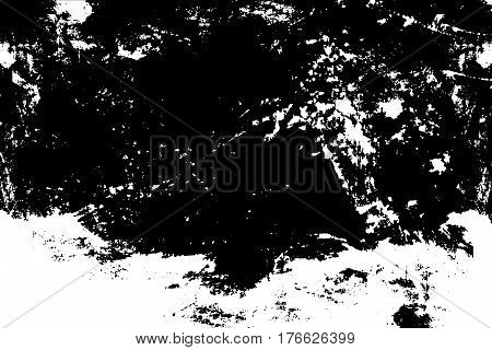 Isolated Grunge Texture Background