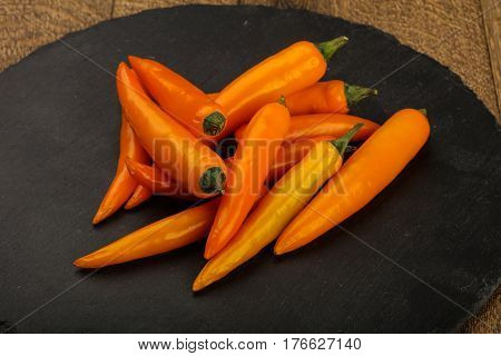 Hot Yellow Pepper