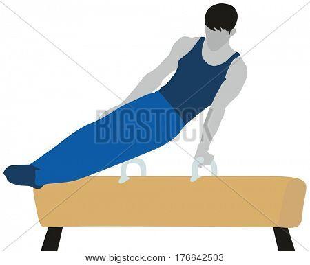 gymnastics artistic sport