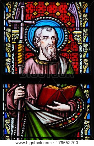 Stained Glass - Saint Philip
