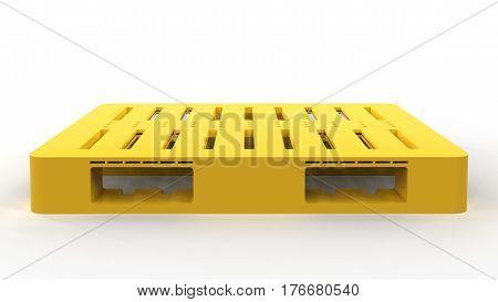 Yellow Plastic Pallet
