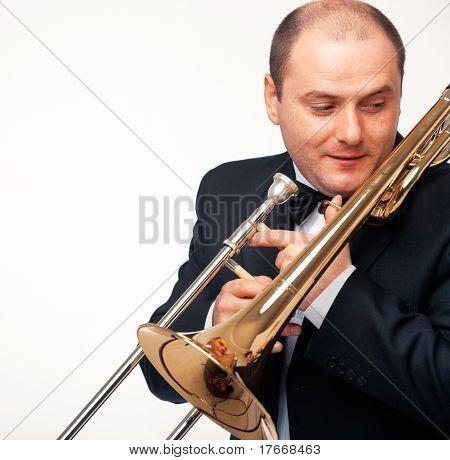 The Trombonist